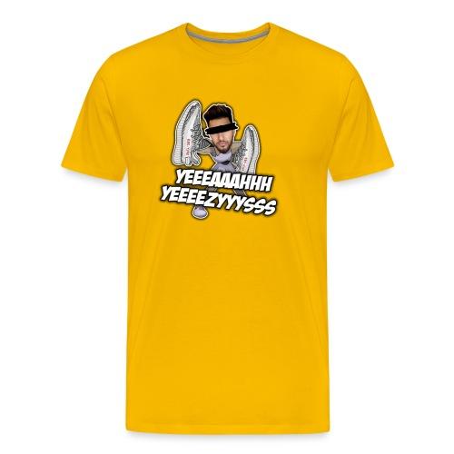 Yeah Yeezys! - Männer Premium T-Shirt