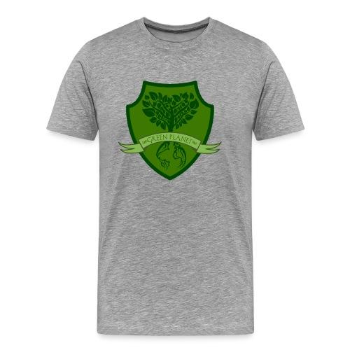 Green Planet - Camiseta premium hombre