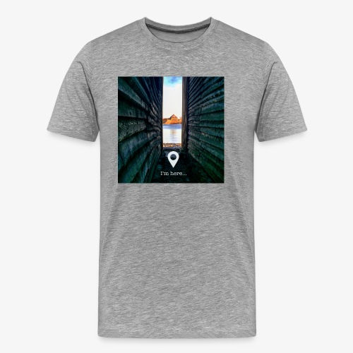 IMG 5733 JPG - Premium T-skjorte for menn