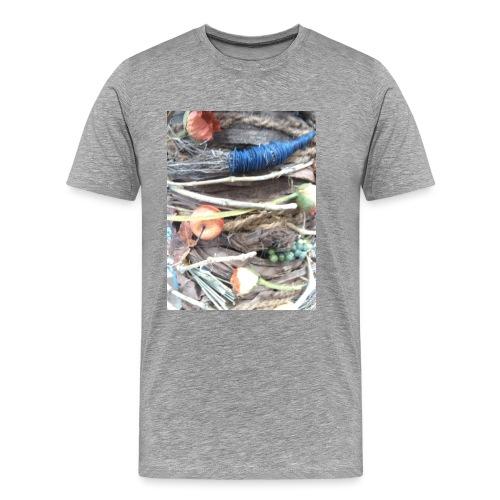 frutas - Camiseta premium hombre