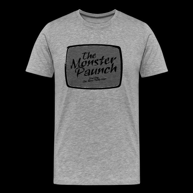 The Monster Paunch (black)