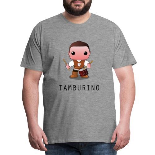 tamburino forenza - Maglietta Premium da uomo