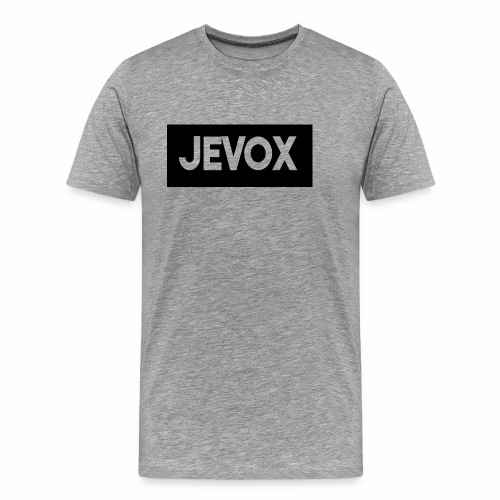Jevox Black - Mannen Premium T-shirt