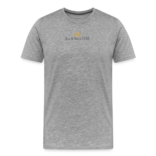 Ava and ben tdm - Men's Premium T-Shirt