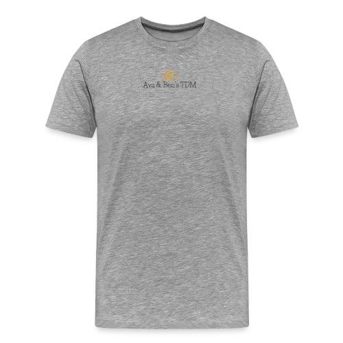 Ava and ben tdm - Men's Premium T-Shirt