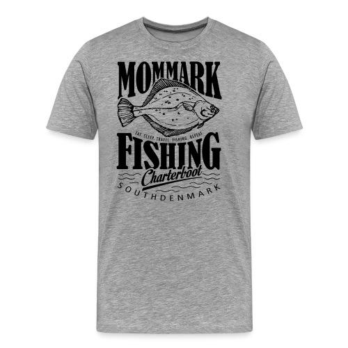NEU ! Mommark Fishing Shirts - Männer Premium T-Shirt