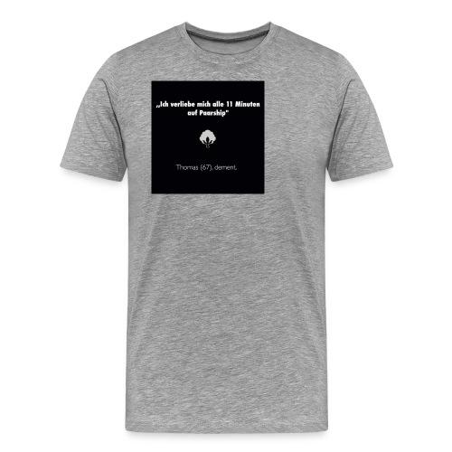 IMG 20181027 WA0022 - Männer Premium T-Shirt