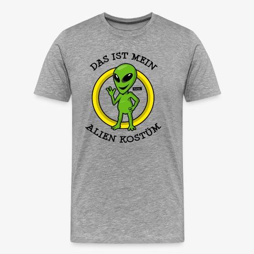 Das Ist Mein Alien Kostuem HARIZ Karneval Kostuem - Männer Premium T-Shirt