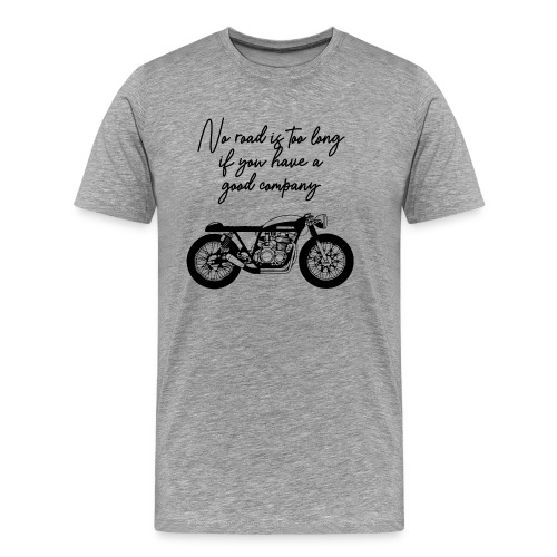 Vintage motocycles lover - T-shirt Premium Homme