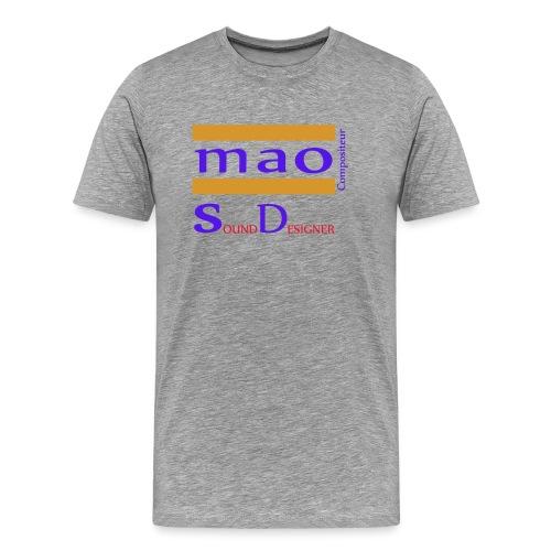 design boutique mao compo - T-shirt Premium Homme
