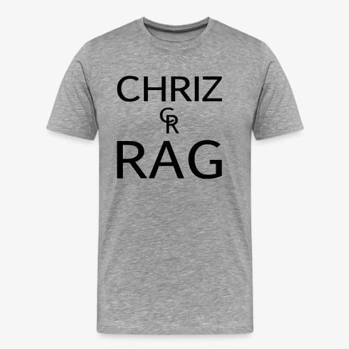 CR logo m - Männer Premium T-Shirt