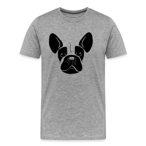 Bully Kopf - Männer Premium T-Shirt