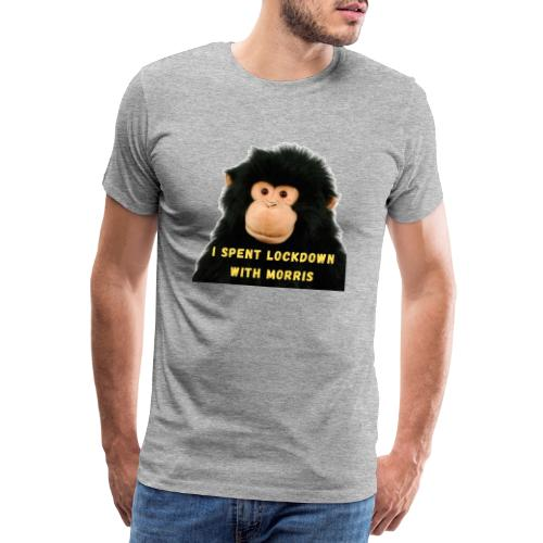 I Spent Lockdown With Morris TShirt - Men's Premium T-Shirt