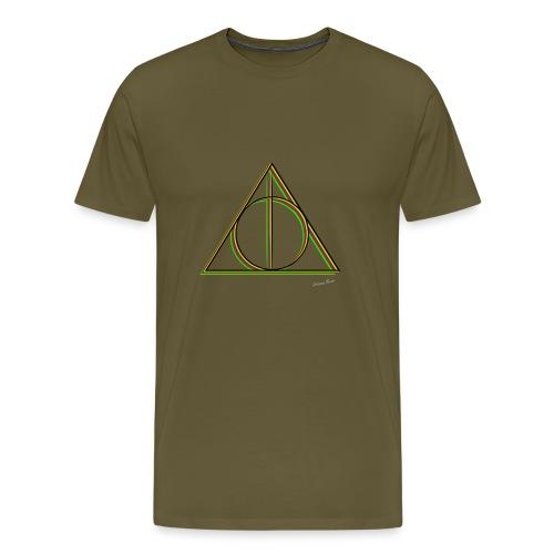 reliquesDELAMORTPTS png - T-shirt Premium Homme
