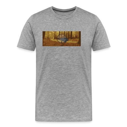 Drückjagd Wildschwein - Männer Premium T-Shirt