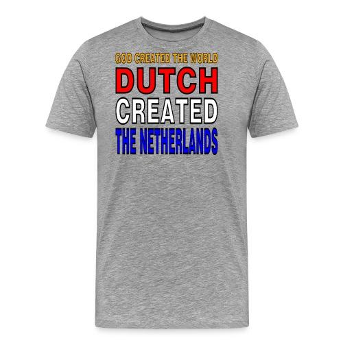 DUTCH PRIDE creators - Mannen Premium T-shirt