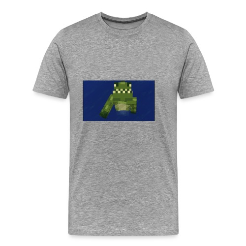 Swimming Snappy - Men's Premium T-Shirt