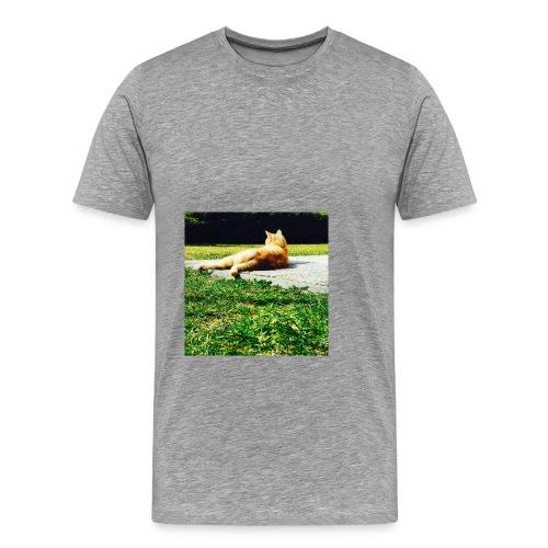 DCF91892 59C9 43B0 9600 907255572290 - Männer Premium T-Shirt