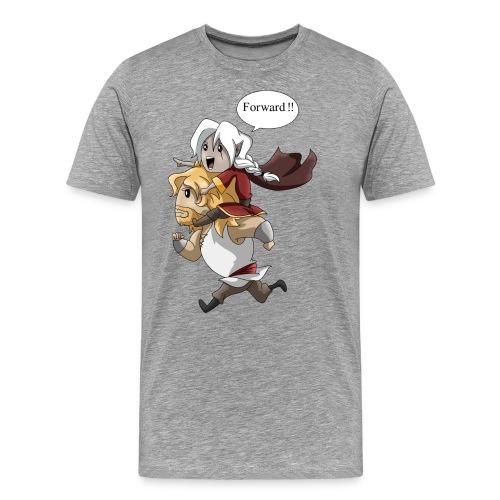Soif d'Aventures. - T-shirt Premium Homme