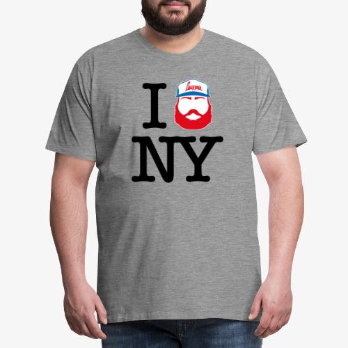 iBOBny - Maglietta Premium da uomo
