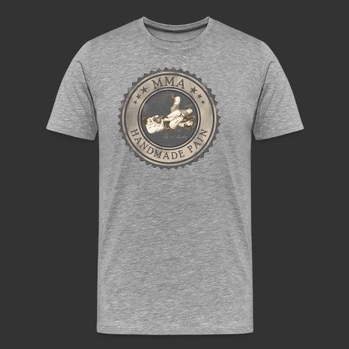 MMA Retro - Männer Premium T-Shirt