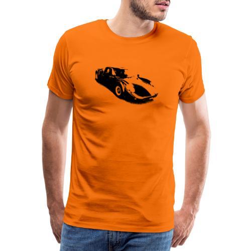 Chevron B8 - Men's Premium T-Shirt