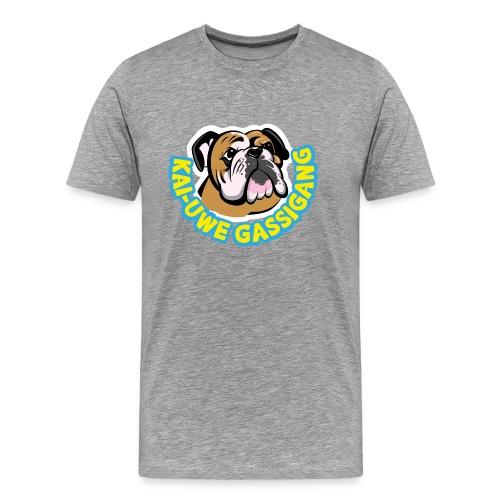 Kai Uwe Gassigang - Männer Premium T-Shirt