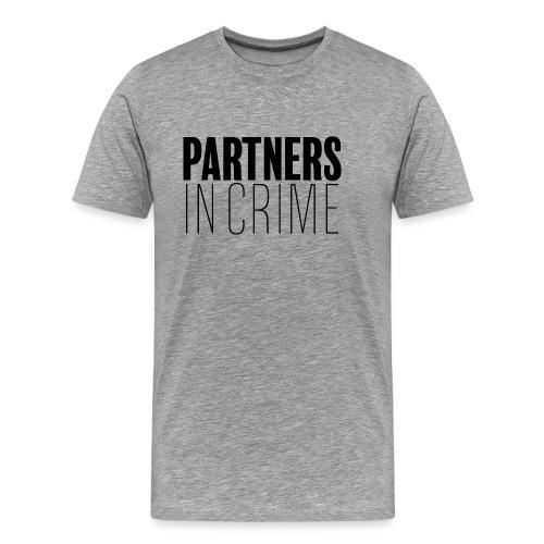 Partenaires du crime - T-shirt Premium Homme