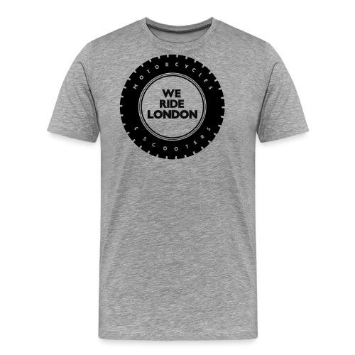 WRL Print Logo V3 1 - Men's Premium T-Shirt