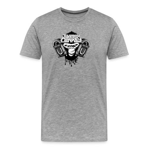 Jukebox Music Monkey - T-shirt Premium Homme