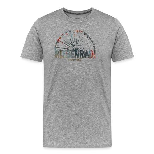 riesenradfinal - Männer Premium T-Shirt
