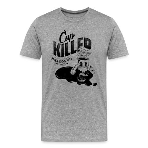 Cup Killer - Männer Premium T-Shirt