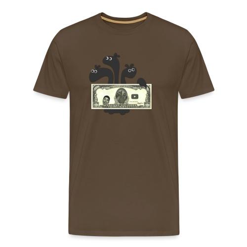 75 TUSEN BRORSAN - Premium-T-shirt herr