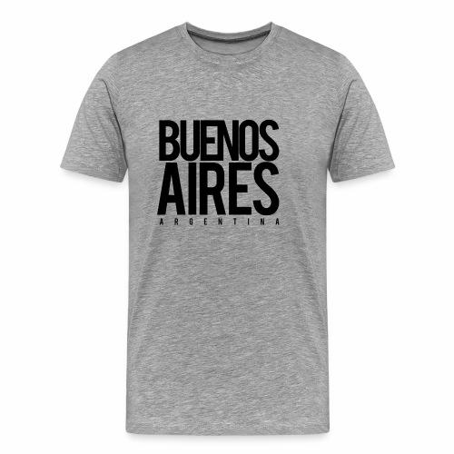 Buenos Aires Argentina - Camiseta premium hombre
