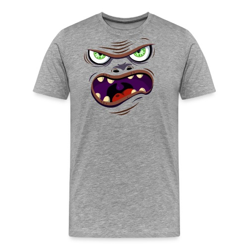 monster png - T-shirt Premium Homme