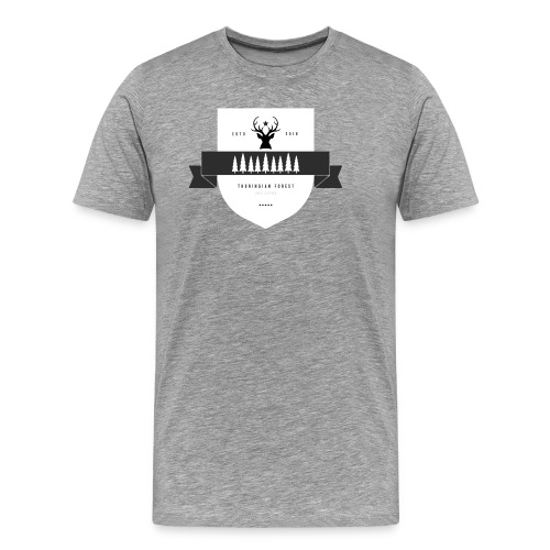 Thuringian Clothes - Männer Premium T-Shirt