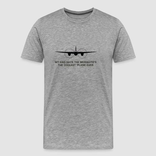 Coolest_plane - Men's Premium T-Shirt
