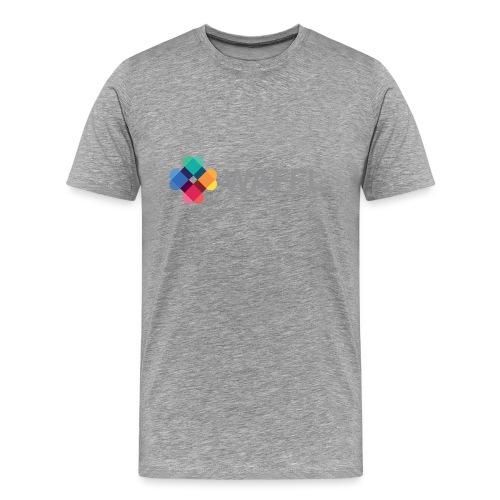 WAFFL_IMAGE_LOGO_NO_BG (3 - Men's Premium T-Shirt