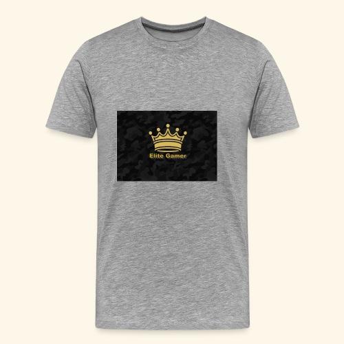 youtube design - Men's Premium T-Shirt