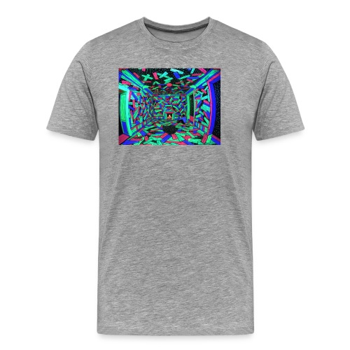 Cosmic Wood - T-shirt Premium Homme
