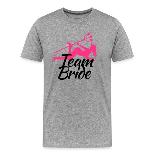 vrijgezellenfeest - Mannen Premium T-shirt