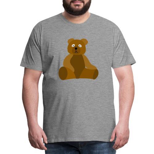 nounours - T-shirt Premium Homme