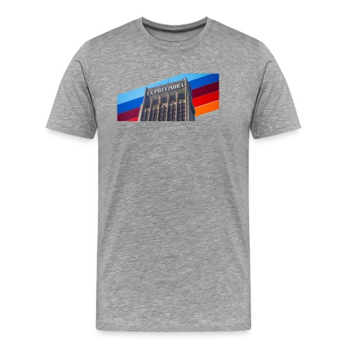 LA PREVISORA VINTAGE - Camiseta premium hombre