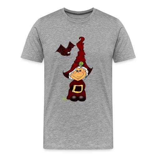 Strubbelhex - Männer Premium T-Shirt