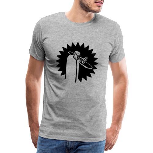 posaune 02 - Männer Premium T-Shirt