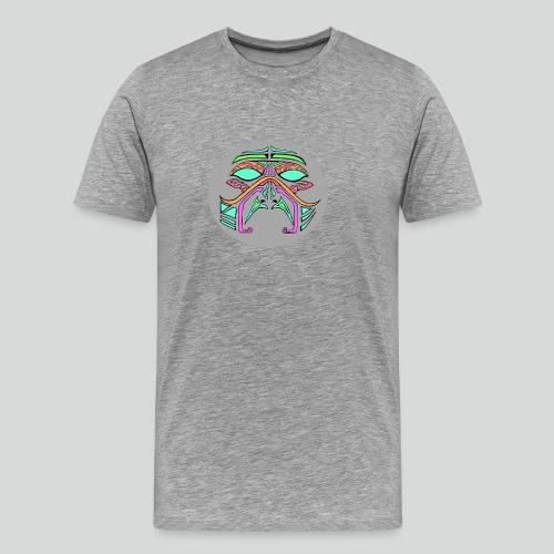 mask multicolor - T-shirt Premium Homme