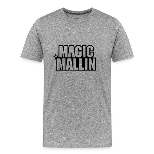 mm sw - Männer Premium T-Shirt