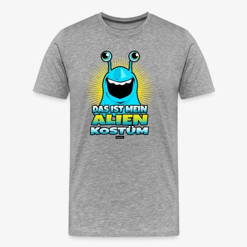 Das Ist Mein Alien Kostuem 2 HARIZ Karneval Kostüm - Männer Premium T-Shirt