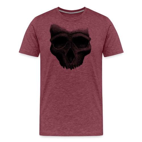 Simple Skull - T-shirt Premium Homme