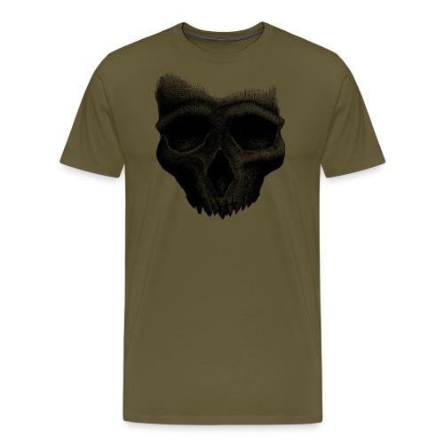 Simple Skull - T-shirt Premium Homme